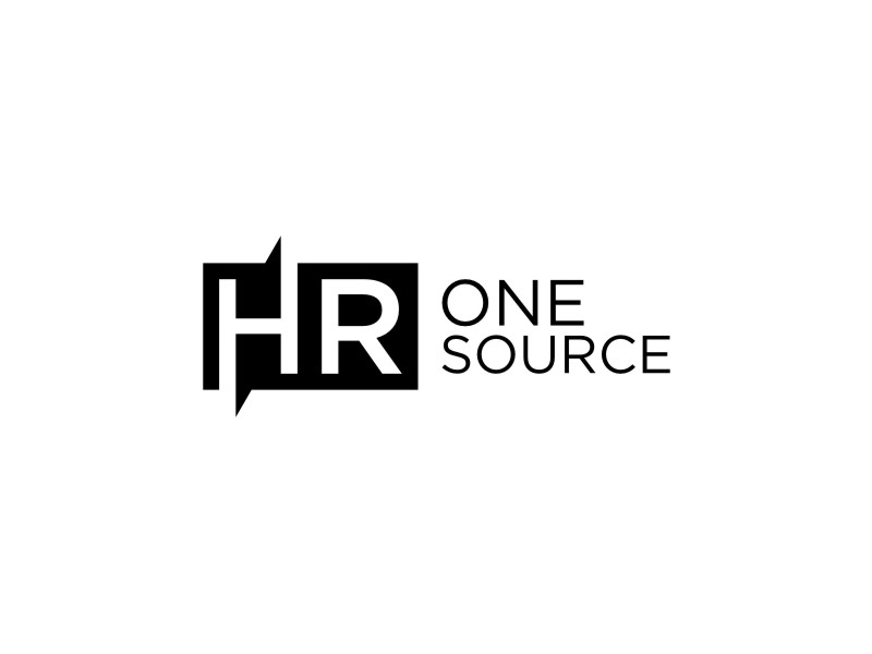 HR One Source logo design by Diponegoro_
