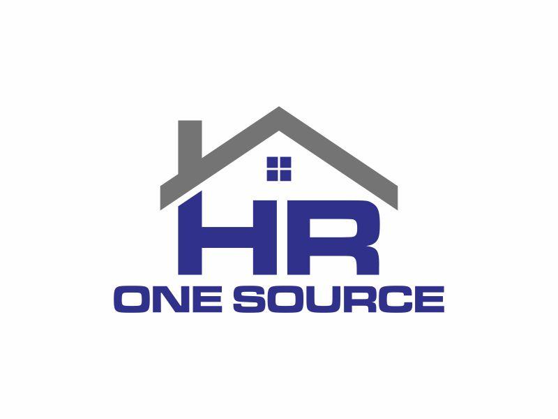 HR One Source logo design by josephira