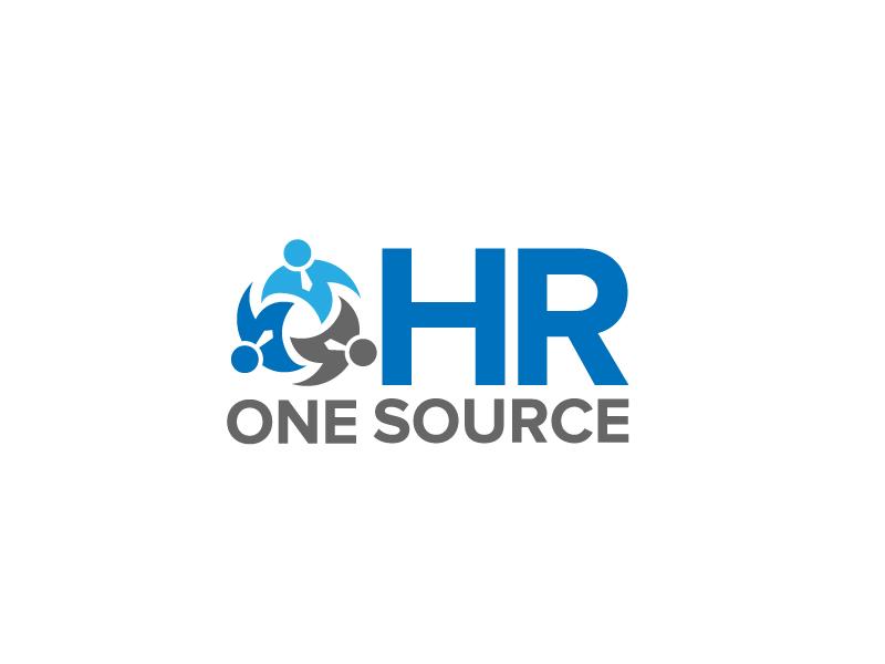 HR One Source logo design by jaize