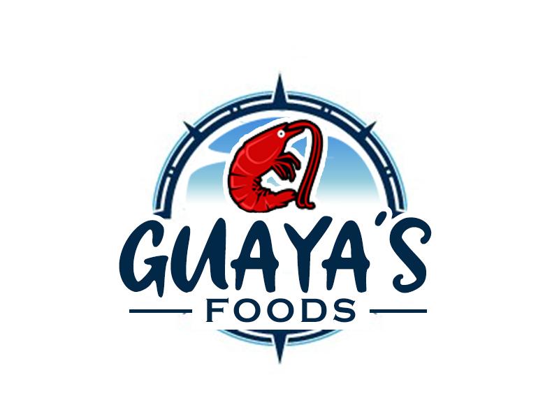 GUAYAS FOODS logo design by kunejo