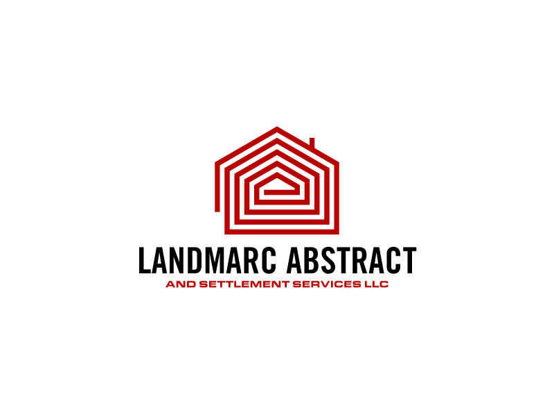 Landmarc Abstract and Settlement Services LLC logo design by torresace