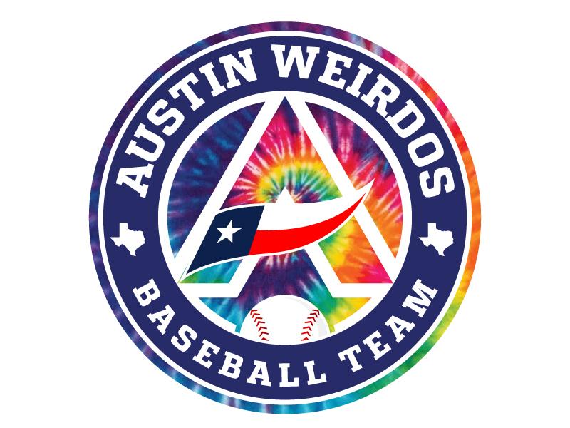 Austin Weirdos Baseball Team logo design by jaize
