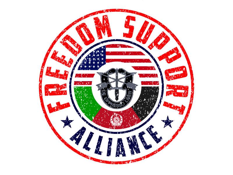 Freedom Support Alliance Logo Design