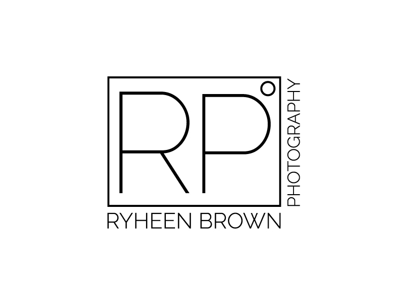 Ryheen Brown Photography logo design by Sami Ur Rab