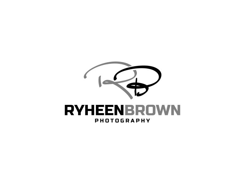 Ryheen Brown Photography logo design by imagine