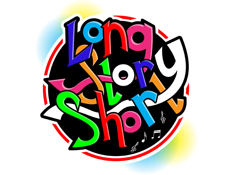 Long Story Short logo design by MAXR
