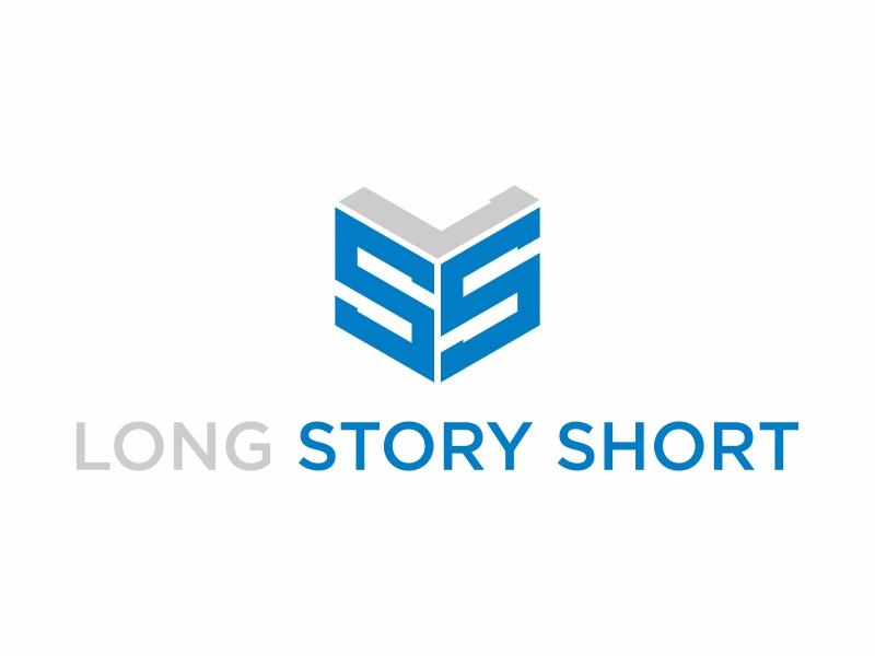 Long Story Short logo design by All Lyna