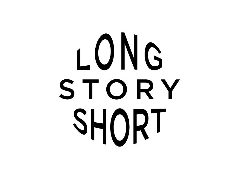 Long Story Short logo design by vostre
