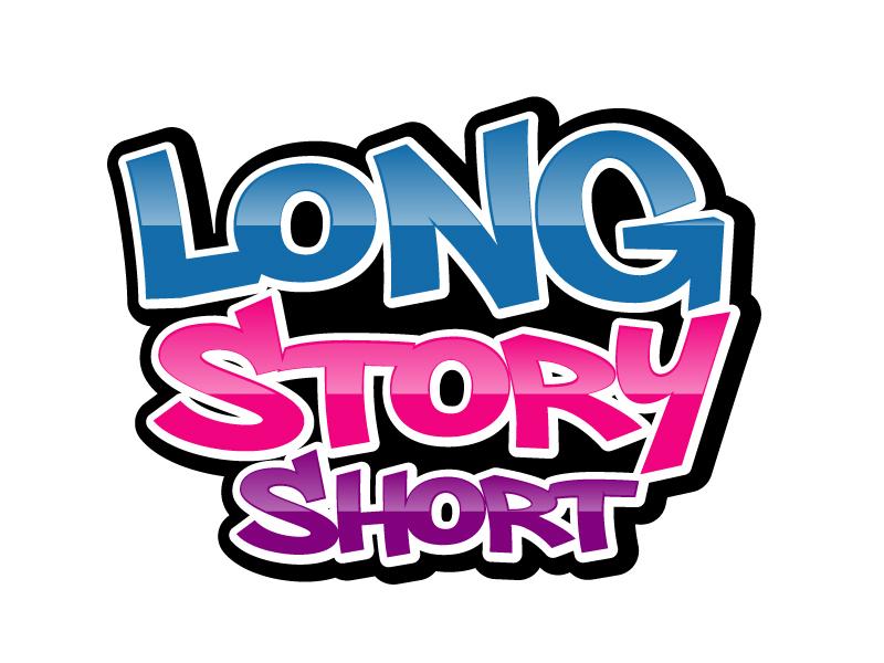 Long Story Short logo design by ElonStark