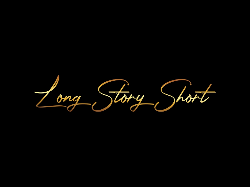 Long Story Short logo design by qqdesigns