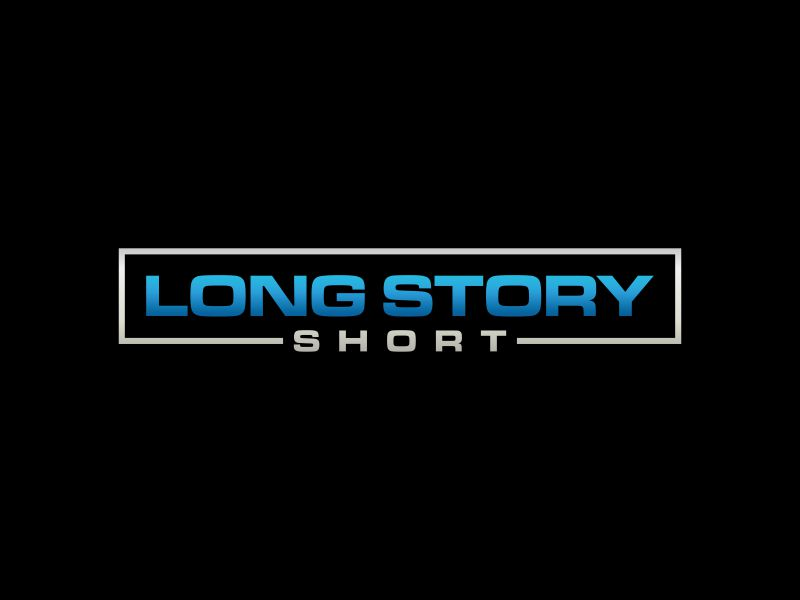 Long Story Short logo design by rian38