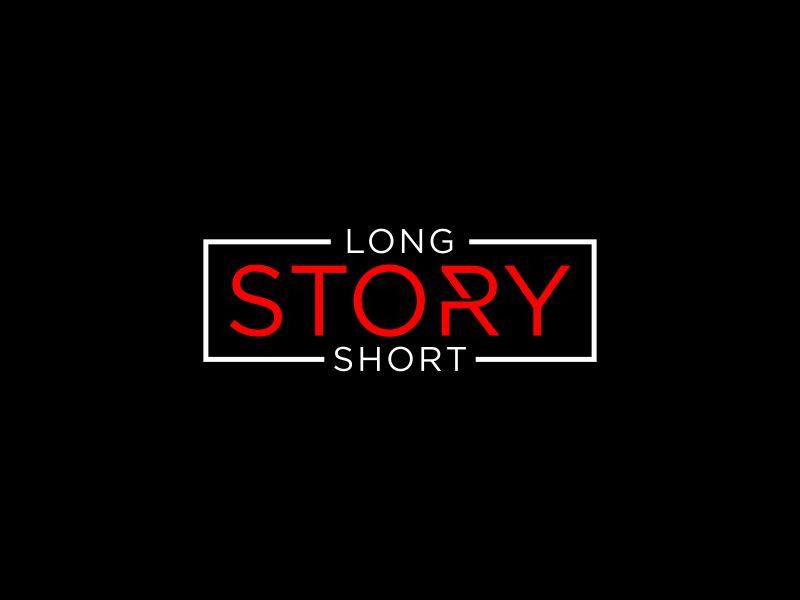 Long Story Short logo design by Gedibal