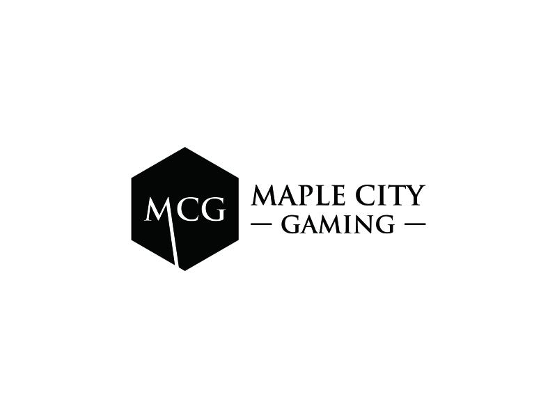 MCG / Maple City Gaming logo design by bomie