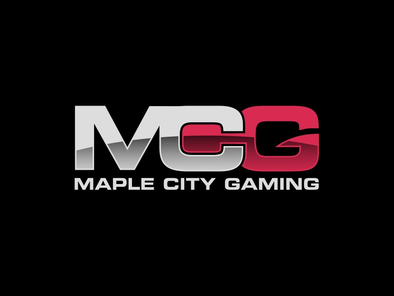 MCG / Maple City Gaming logo design by Mahrein