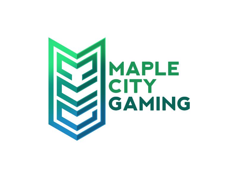 MCG / Maple City Gaming logo design by Erasedink