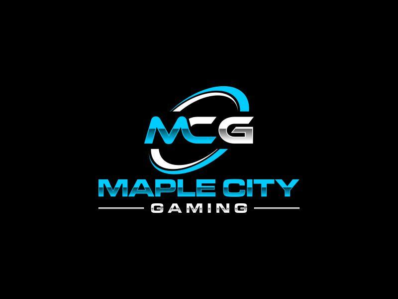 MCG / Maple City Gaming logo design by vostre