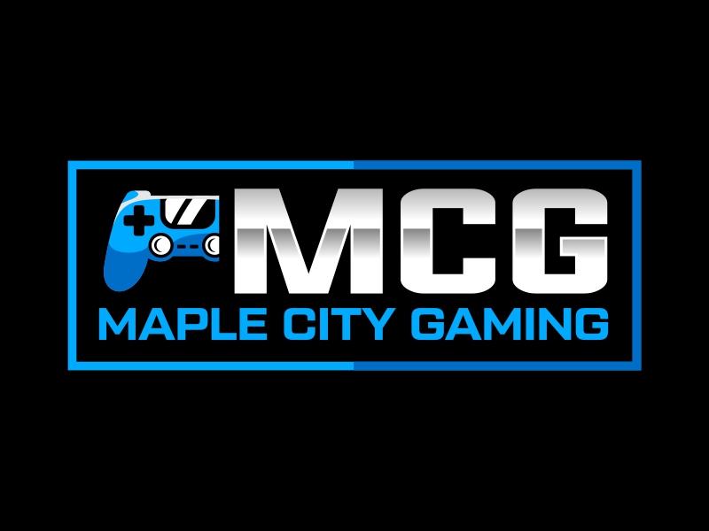 MCG / Maple City Gaming logo design by ingepro