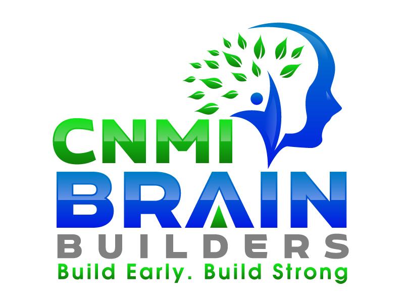 CNMI Brain Builders logo design by ElonStark