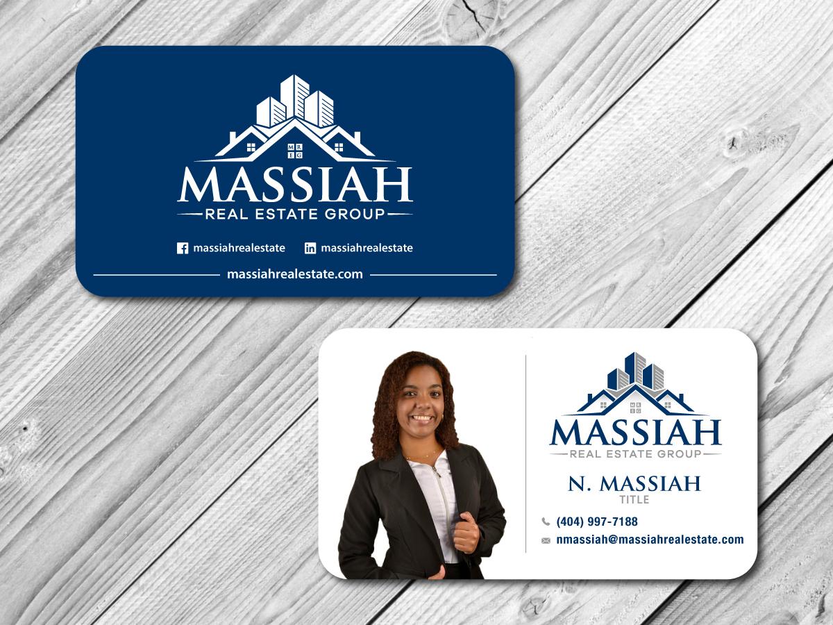 Massiah Real Estate Group logo design by karjen