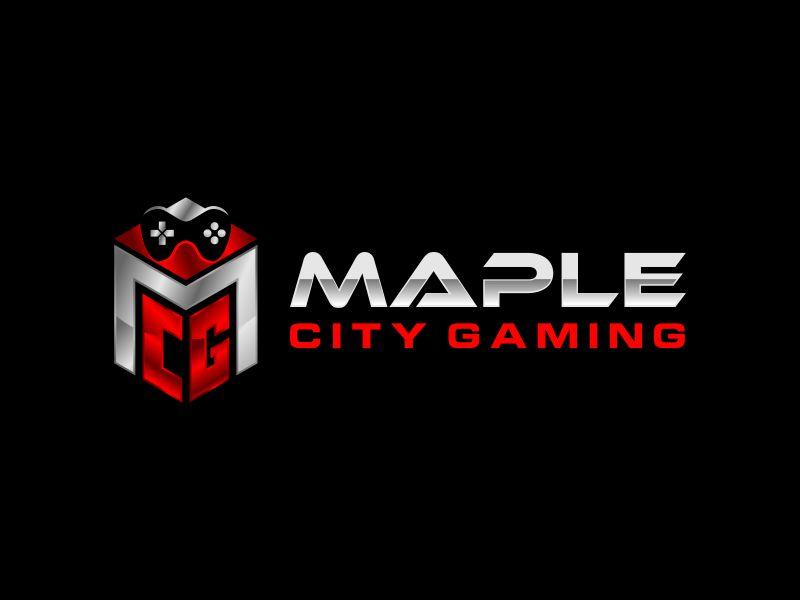 MCG / Maple City Gaming logo design by kopipanas