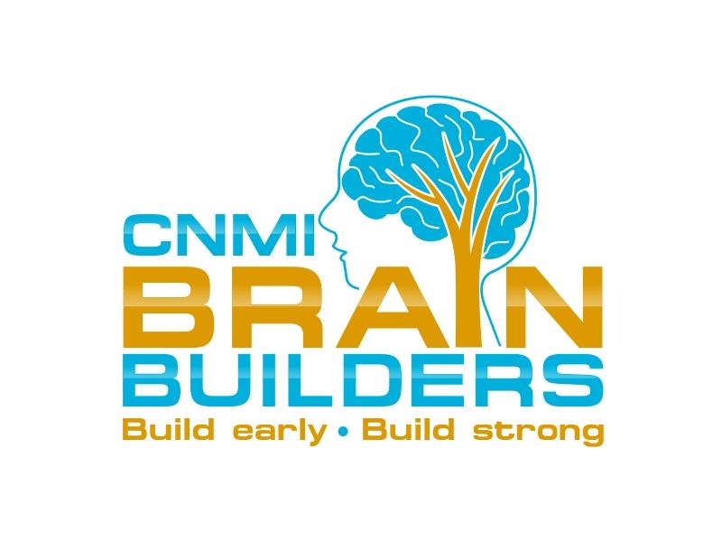 CNMI Brain Builders logo design by onetm