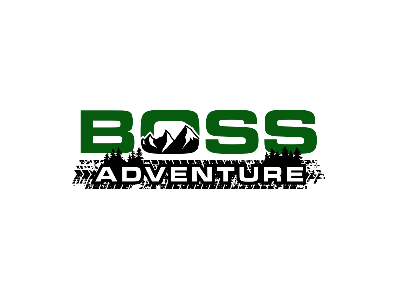 Boss Adventure Logo Design