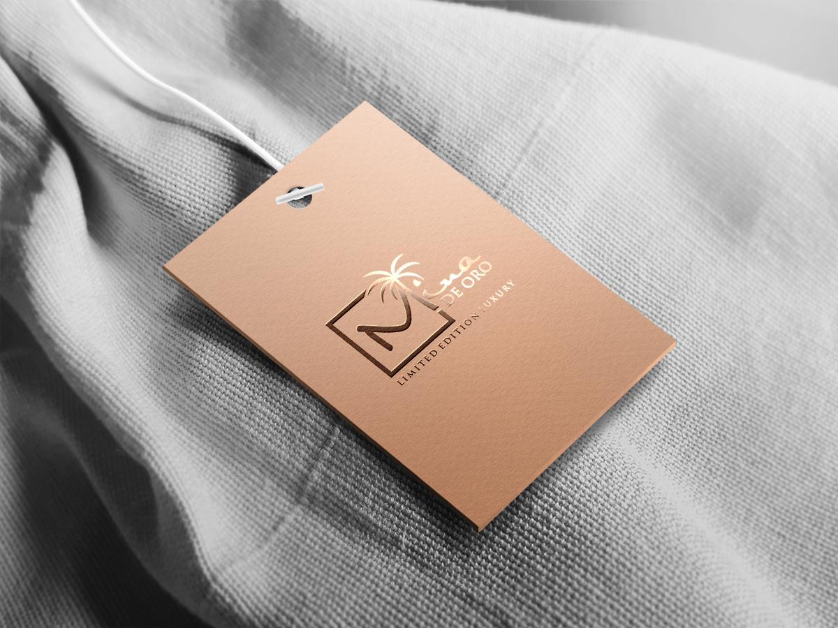 Mina de Oro logo design by Thuwan Aslam Haris
