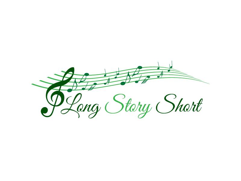 Long Story Short logo design by karjen