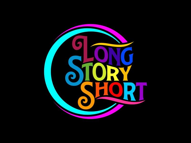 Long Story Short logo design by ekitessar
