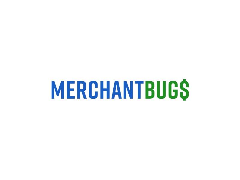 MerchantBugs logo design by Arto moro