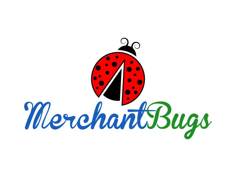 MerchantBugs logo design by Kirito