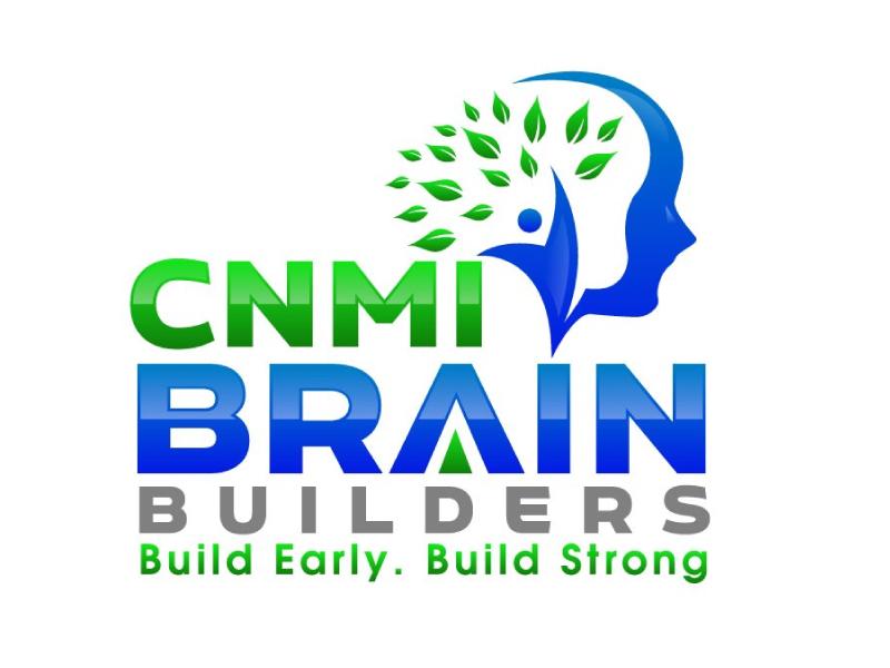 CNMI Brain Builders Logo Design