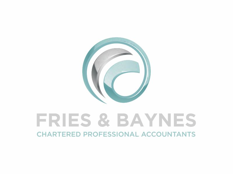 Fries & Baynes Chartered Professional Accountants logo design by zonpipo1