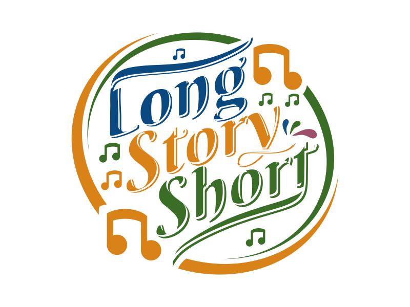 Long Story Short logo design by imagine