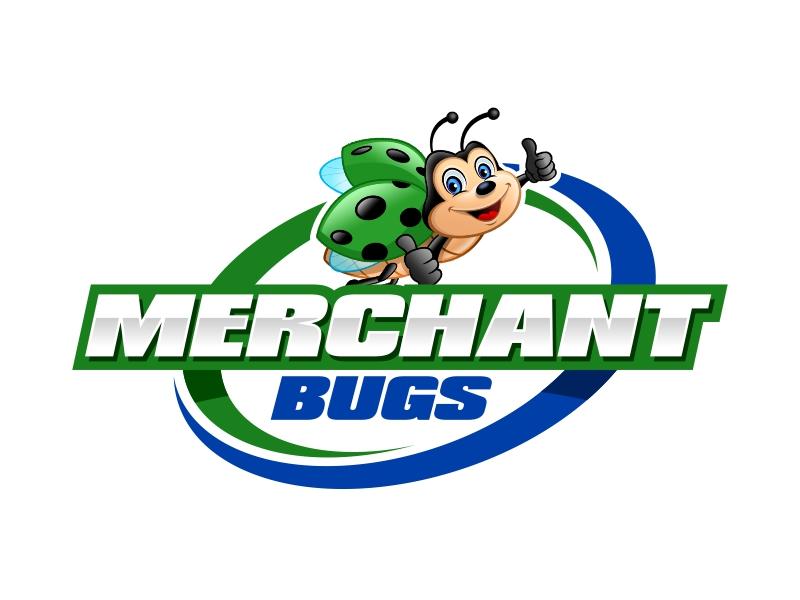 MerchantBugs logo design by ingepro