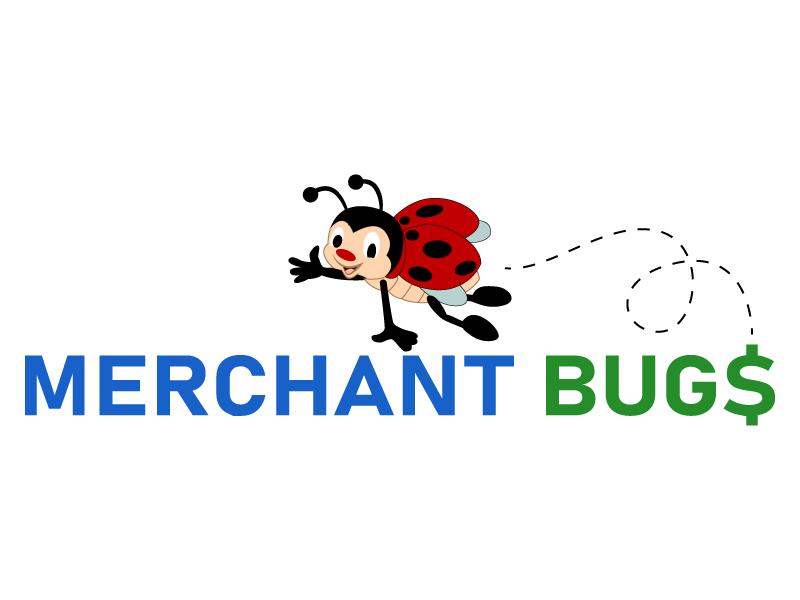 MerchantBugs logo design by Vu Acim