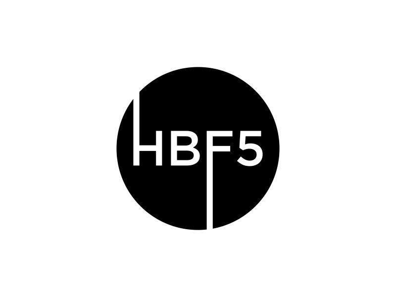 HBF5 logo design by dewipadi