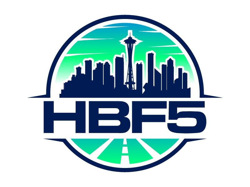 HBF5 logo design by PRN123