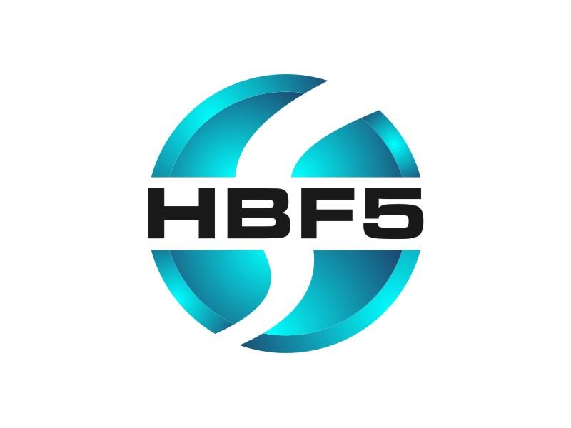 HBF5 logo design by Arto moro