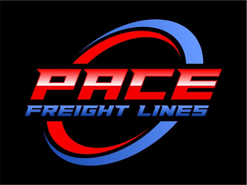 Pace Freight Lines logo design by cintoko