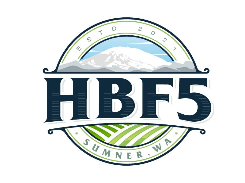 HBF5 logo design by sanworks