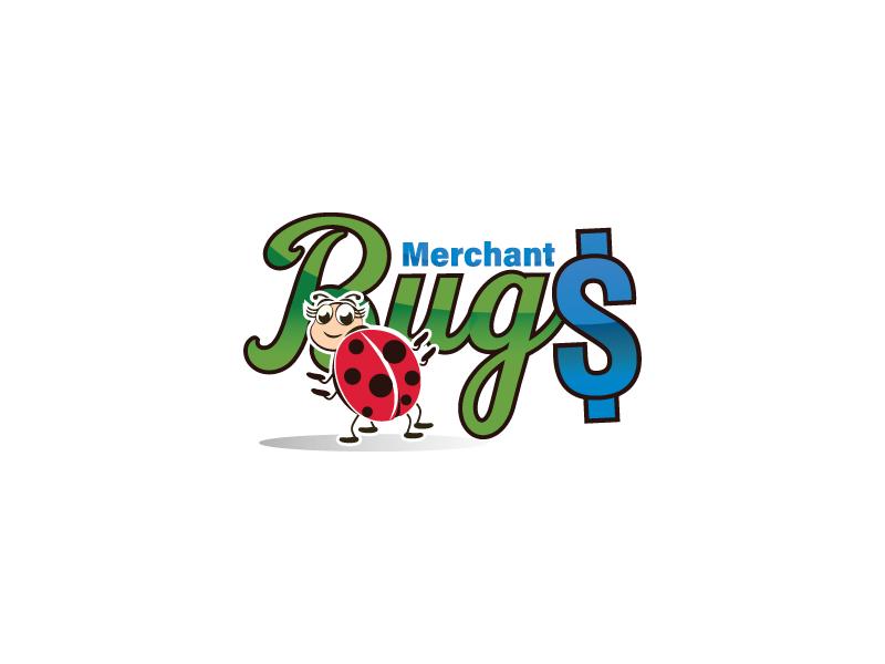 MerchantBugs logo design by Webphixo