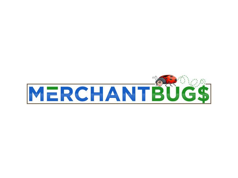 MerchantBugs logo design by Pintu Das