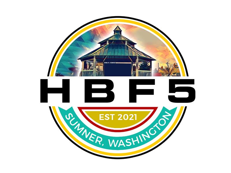 HBF5 logo design by PrimalGraphics