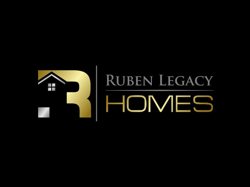 Ruben Legacy Homes logo design by kopipanas