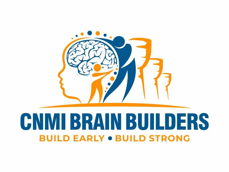 CNMI Brain Builders logo design by mutafailan