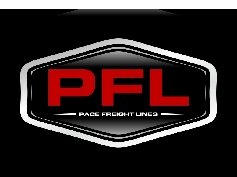 Pace Freight Lines logo design by Greenlight