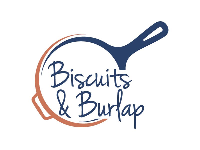 Biscuits & Burlap Logo Design
