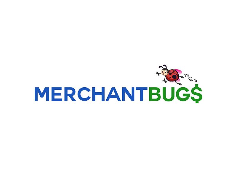 MerchantBugs logo design by PrimalGraphics