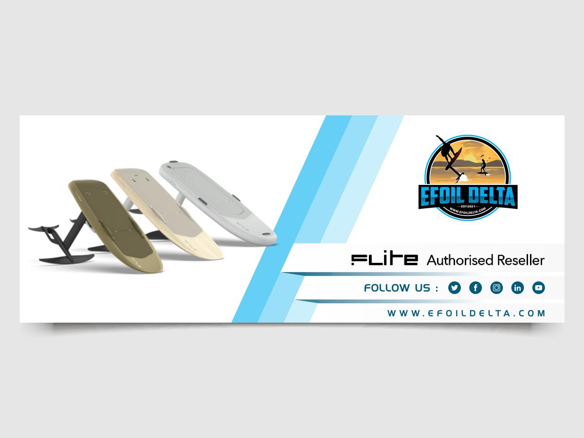 Efoil Delta logo design by pionsign